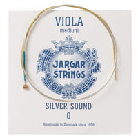 Jargar : Silver Viola String G Medium