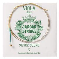 Jargar : Silver Viola String C Dolce