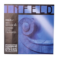 Thomastik : Infeld Blue E Violin 4/4
