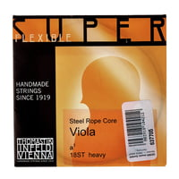 Thomastik : Superflexible A Viola heavy