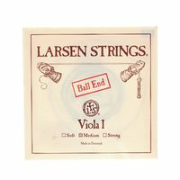 Larsen : Viola Single Str. A Soft Loop
