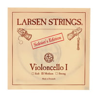 Larsen : Cello Single String A Soloist