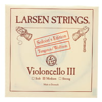 Larsen : Cello G Soloist Medium