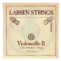 Larsen : Cello Single String D Medium