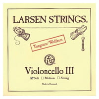 Larsen : Cello Single String G Soft