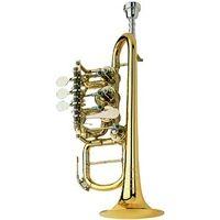 Johannes Scherzer : 8112-L High Bb/A-Trumpet