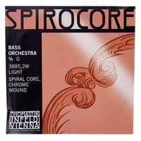 Thomastik : Spirocore A Bass 4/4 medium