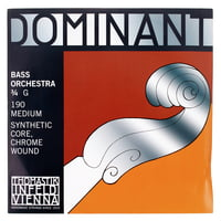 Thomastik : Dominant G Double Bass 3/4
