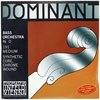 Thomastik : Dominant D Double Bass 3/4