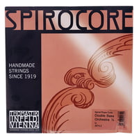 Thomastik : Spirocore G Bass 1/4 medium