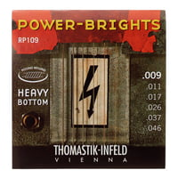 Thomastik : Power Brights Light RP109