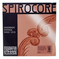 Thomastik : Spirocore C Bass 3/4 medium