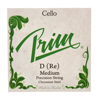 Prim : Cello String D Medium