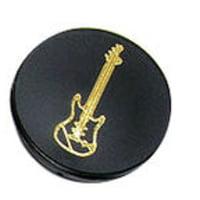 Musikboutique : Magnet with Design Elec.Guitar