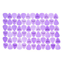 Dunlop : Gels Medium Purple 72Pack