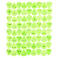 Dunlop : Gels Mediumlight Green 72Pack