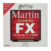Martin Guitars : FX740 Phosphor Bronce Light