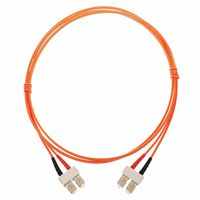 pro snake : LWL cable SC-SC Duplex 1m, OM3