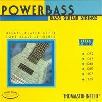 Thomastik : Powerbass EB346