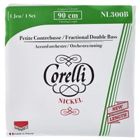 Corelli : 300B Double Bass Strings