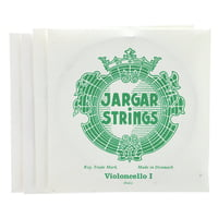 Jargar : Cello Strings Silver Dolce