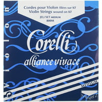 Corelli : Alliance 800M Violin Strings