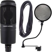 Audio-Technica : AT 2020 Bundle