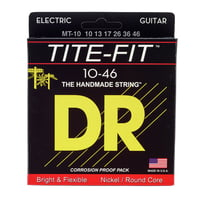 DR Strings : Tite Fit MT-10