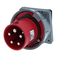 PCE : CEE-Mounting Plug 63A angled