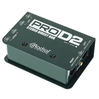 Radial Engineering : Pro D2