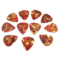 Fender : Cl. Celluloid Pick Shell T 12