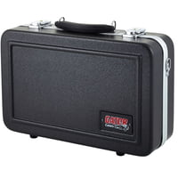Gator : ABS Deluxe Clarinet Case