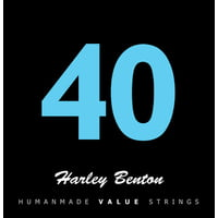 Harley Benton : Valuestrings Bass Guitar Light