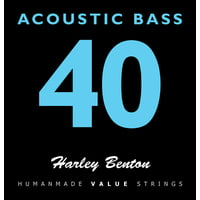 Harley Benton : Valuestrings Acoustic Bass