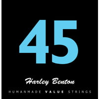 Harley Benton : Valuestrings BassGuitar Medium