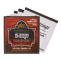 GHS : PF135 JD Crowe Banjo Set