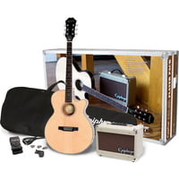 Epiphone : PR-4E Acoustic Player Pack