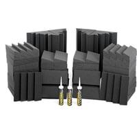 Auralex Acoustics : Roominators Alpha-DST Charcoal