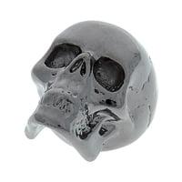 Q-Parts : Custom Potiknob JumboSkull 2B
