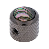 Q-Parts : Mini Dome Potiknob Abalone BCR