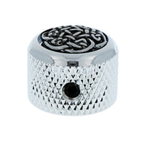 Q-Parts : Dome Potiknob Celtic Weave C