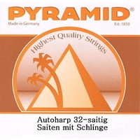 Pyramid : Autoharp String Set 32
