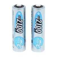 Ansmann : maxE AA-Size recharge. 2100mAh