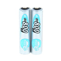 Ansmann : maxE AAA-Size recharge. 800mAh