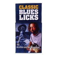 Bosworth : Flashcards Blues Licks German