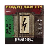 Thomastik : Power Brights Medium Light