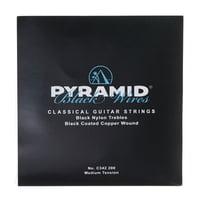 Pyramid : Nylon Satz Black Wires