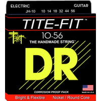 DR Strings : Tite Fit JH-10 Jeff Healey