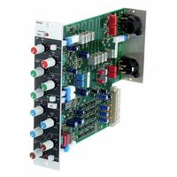 SSL : X-Rack E-Series EQ