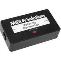 MIDI Solutions : Velocity Converter